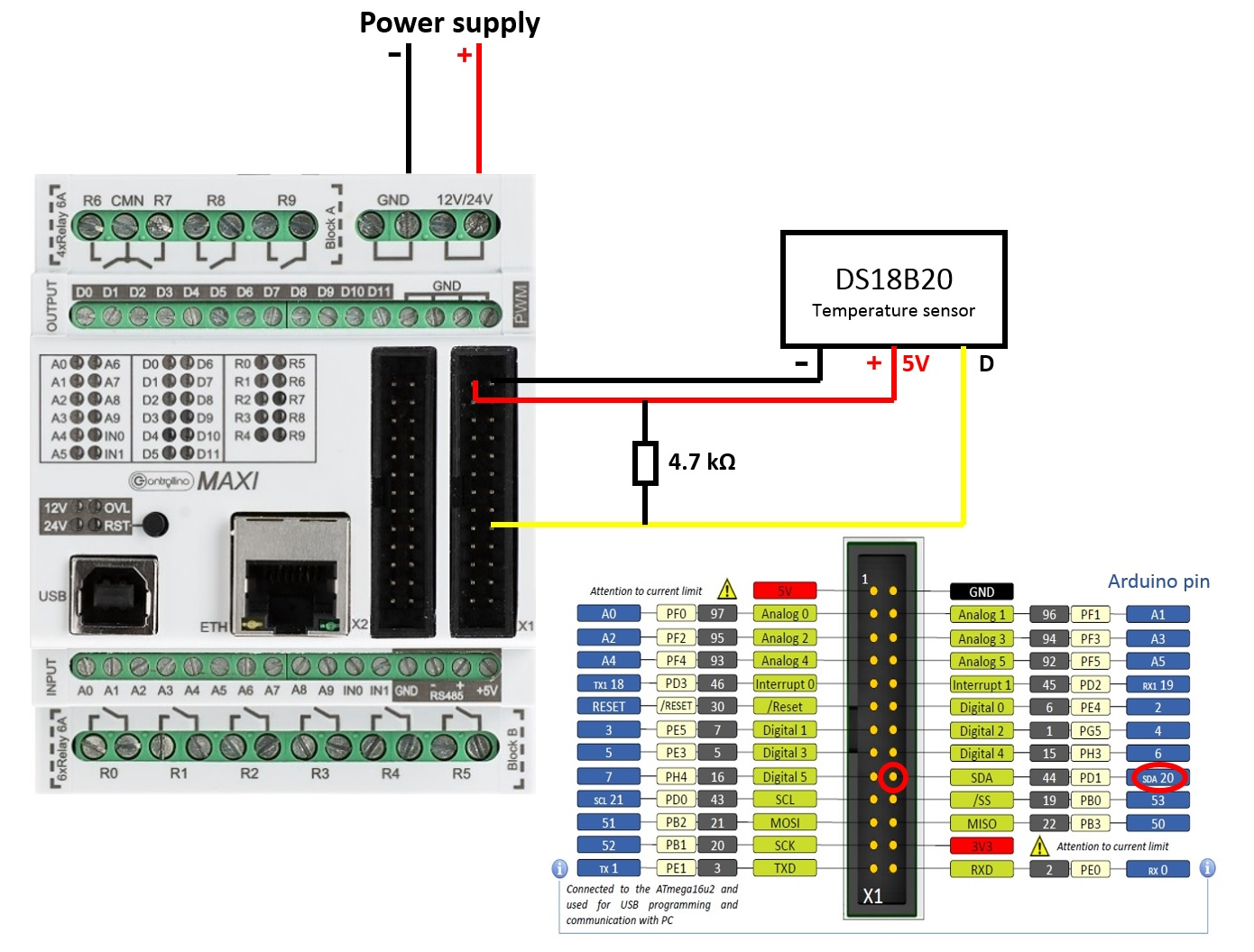 Picture 2 Wiring Information Connect Pin 1 To A 12v
