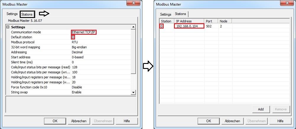 Controllino HMI with Modbus – CONTROLLINO